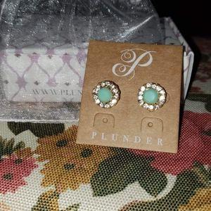 Wilma stud earrings